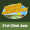 The Royal Cheshire County Show – 21-22 June 2017