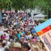 Shrewsbury Flower Show 14 -15 August 2015