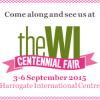 The WI Centennial Fair 3-6 September 2015