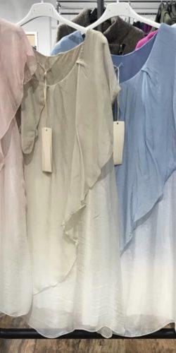 4488a7df6be Gorgeous Italian silk floaty layered dress – Kizzy